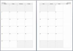 My Life All in One Place: Free Monthly Filofax diary