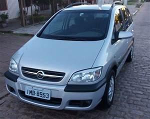 Chevrolet Zafira Elegance 2 0 16v 2004  2005 - Sal U00e3o Do Carro