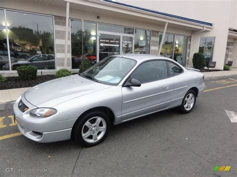 2003 Ford Zx2 by Silver Metallic 2003 Ford Zx2 Coupe Exterior