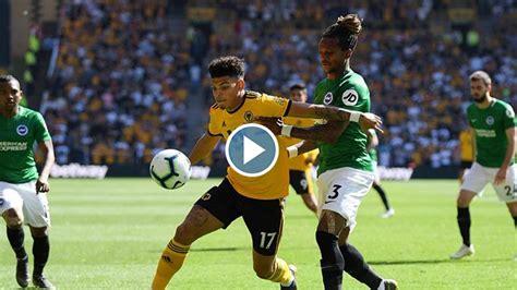 Wolverhampton vs Brighton Highlights | Soccer match ...