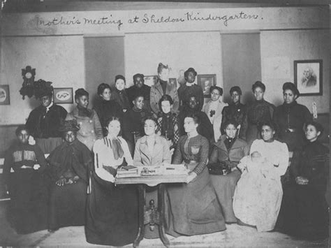 mothers meeting at sheldon kindergarten topeka kansas 573 | D00002302