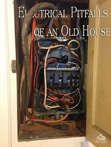 Electrical Pitfalls Of An Old House