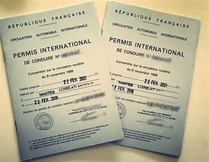 Permis De Conduire Etats Unis : permis de conduire international ~ Medecine-chirurgie-esthetiques.com Avis de Voitures