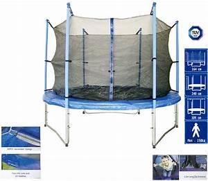 Hudora Trampolin 305 Ersatzteile : trampolin ersatznetz 305 cm 3 fu paare innenliegend ~ Frokenaadalensverden.com Haus und Dekorationen