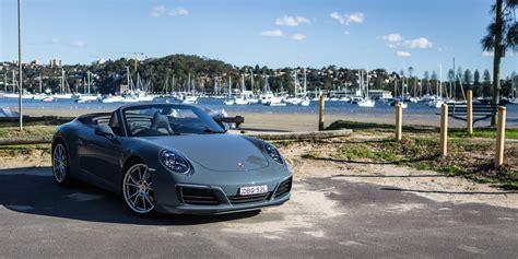 2018 Porsche 911 Carrera Cabriolet Review Caradvice