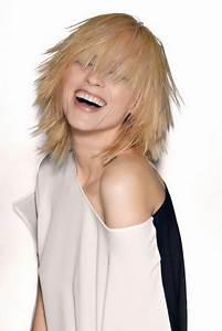 Dégradé Mi Long : coupe de cheveux mi long d grad avec frange ~ Melissatoandfro.com Idées de Décoration