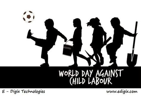 today  world day  child labour child  meant