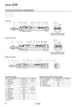standard cylinder - SMC PNEUMATIC - PDF Catalogs