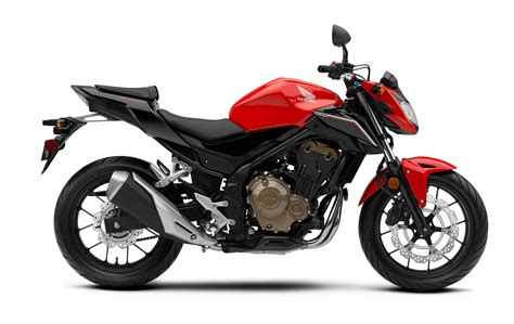 2017 Honda Cb500f Abs Review