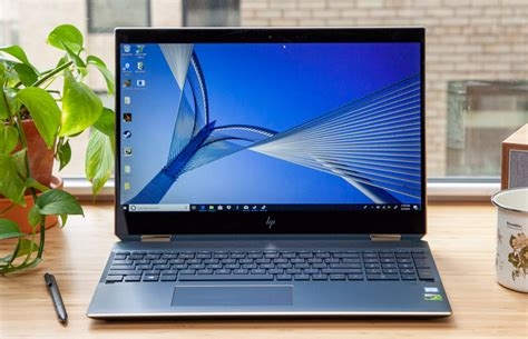 hp spectre x360 15 inch 2019 review and benchmarks