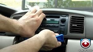 Ipod Or Aux Install 2005-2008 Toyota Corolla - Blitzsafe Toy  Aux Dmx V 2