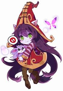 Lulu (League of Legends)/#2032724 - Zerochan