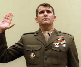 "Image result for Oliver North as a ""national hero."""