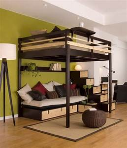 double loft bed for adults loft beds pinterest With double bunk beds ideas for modern look