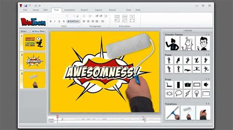 Animated Presentations Using Powtoon The Leading Powerpoint Alternative Youtube