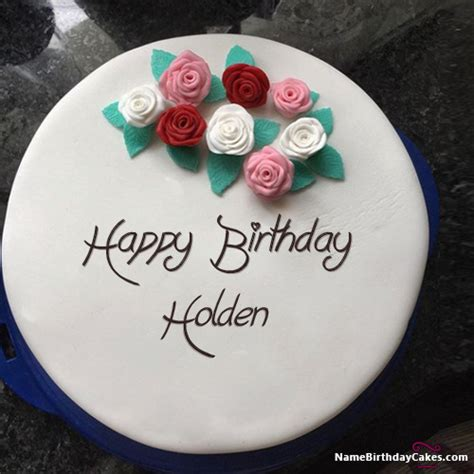 happy birthday holden cakes cards wishes