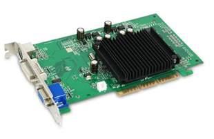 AGP 8X Graphics Card