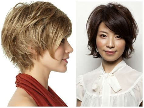 Short Hairstyles Covering Ears