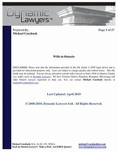 last will and testament ontario With last will and testament template ontario