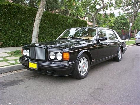 bentley turbo auction results and data for 1997 bentley turbo rt