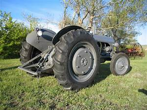 Classic Tractor Restoration Photo Gallery  1947 Ford 2n