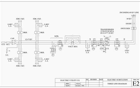 reading and understanding ac and dc schematics in protection and relaying eep