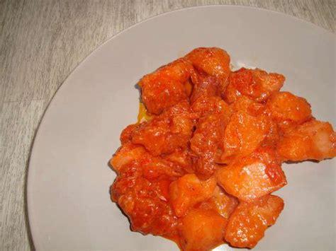 recettes de merguez et pomme de terre