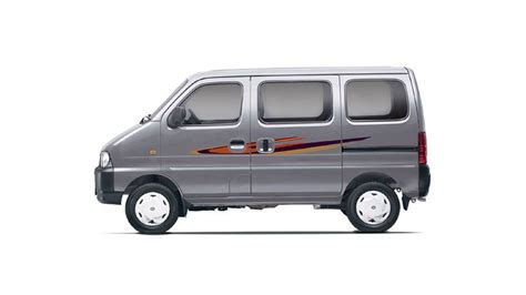 indian car on road maruti suzuki eeco metallic silky silver colour eeco