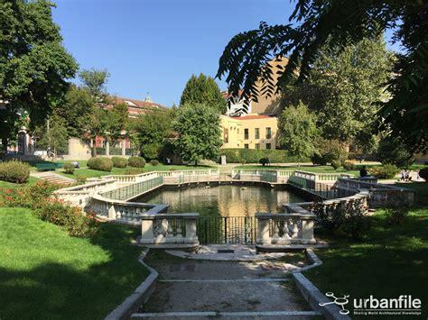 Milano  Guastalla  Il Bel Giardino Del Centro