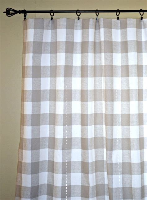 best 25 buffalo check curtains ideas on check