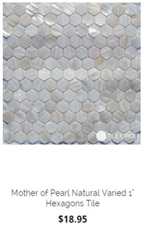of pearl tile facts tile circle