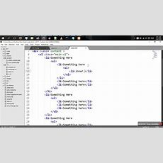 How To Create Html And Css Tree Structure [html And Css Tutorial] Youtube