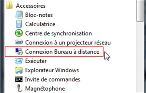 connection bureau à distance windows 7 connection bureau a distance 28 images acc 233 der au