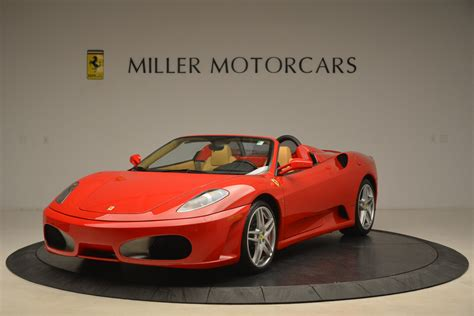 Price Of F430 by 2008 F430 Spider Stock 4457a For Sale Near