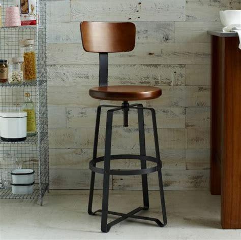 chaise de bar cuisine chaise plan de travail design pour bar et îlot de cuisine