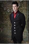 Gothic Clothing  V...Steampunk Fashion Men Jacket