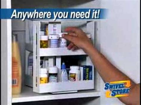 Swivel Store Spice Rack by Official Swivel Store Spice Rack Commercial As Seen On Tv
