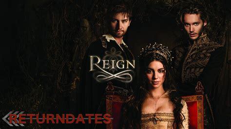 reign return date  premier release    tv