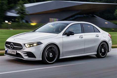 Trova una vasta selezione di modellino mercedes classe b a prezzi vantaggiosi su ebay. 2019 Mercedes-Benz A-Class sedan: Standard wheelbase model debuts
