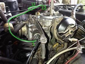 Toyota 2e Aisan Carburetor Acclactor Wire Adjustment