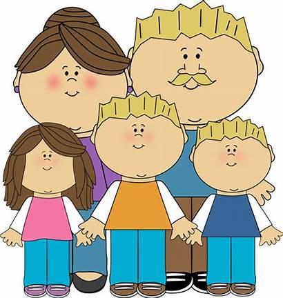 Parents Clip Children Graphics Clipart Five Three