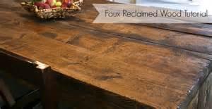 butcher block kitchen island ideas how i create faux reclaimed wood