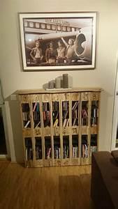 Cd Regal Bauen : die besten 25 cd regal selber bauen ideen auf pinterest fernsehtisch treibholz einbauschrank ~ Michelbontemps.com Haus und Dekorationen
