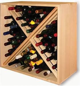Casier à Bouteilles : casiers bouteille casier vin rangement du vin am nagement cave casier bois id es pour la ~ Teatrodelosmanantiales.com Idées de Décoration