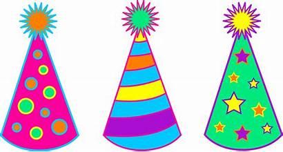 Birthday Clip Party Clipartpanda Hat Hats Clipart