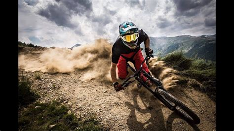 Downhill Freeride Mountain Bike