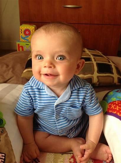 Mixed Babies Eyes Half Race Brown Caucasian