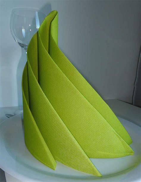 pliage serviette papier facile pliage serviette papier verre con pliage serviette papier