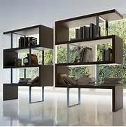 Example Design Of Divider For Living Room by Furniture Fantastic White Living Room Decoration Using Modern White Bookshel