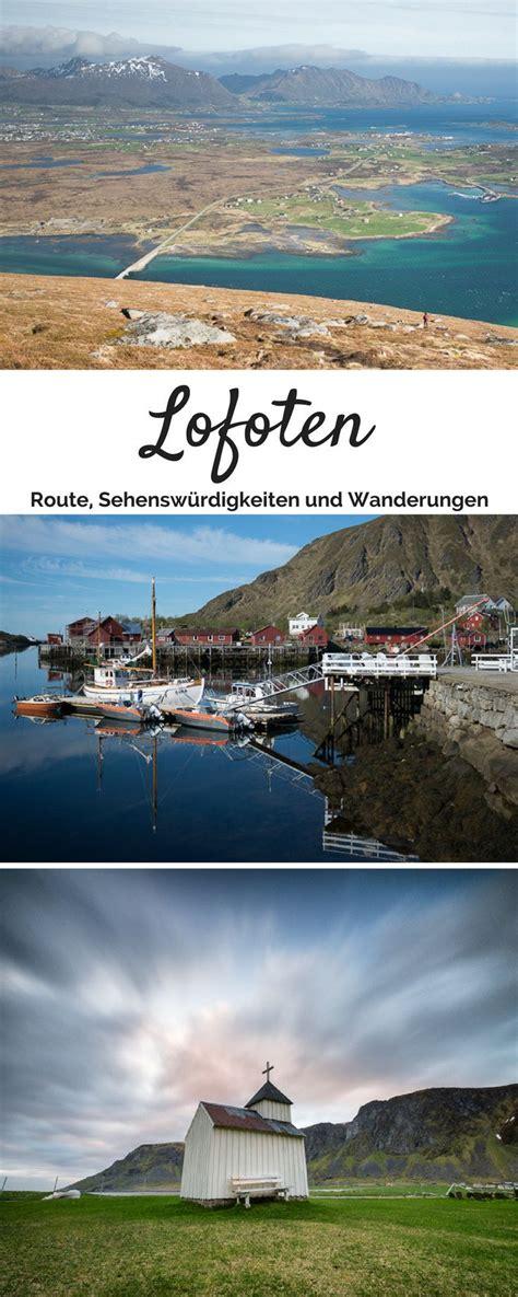 norwegen wohnmobil mieten unsere lofoten reise route fotolocations und wanderungen